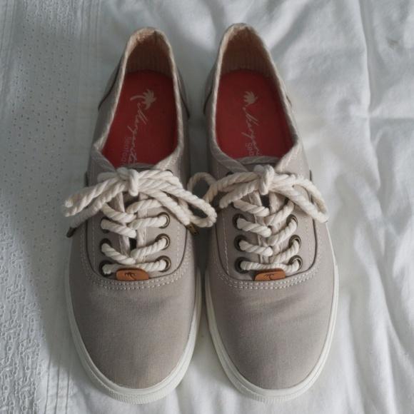 Womens Margaritaville Canvas Shoes